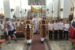 Odpust parafialny ku czci św. Jana Chrzciciela