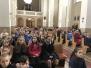 Poświęcenie kaplicy relikwii w naszym kościele