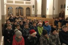 św. Mikołaj w naszej parafii