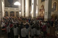Święty Mikołaj w naszej parafii